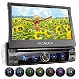 XOMAX XM-D761 Autoradio mit Mirrorlink, Bluetooth...