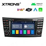 XTRONS 7' Android 10.0 Autoradio mit Touch Screen...